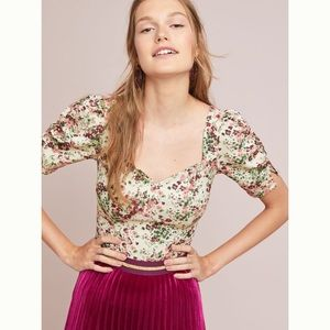 Alchemy Fitted Blouse Anthropologie